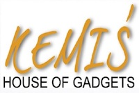 logo-Kemis - House of Gadgets