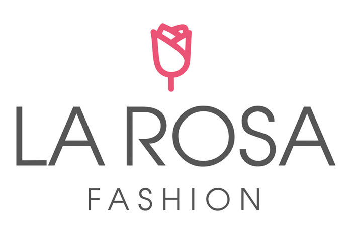 logo-LA ROSA Fashion