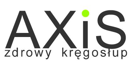 logo-AXiS zdrowy kręgosłup