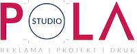 logo-POLASTUDIO <br/>reklama projekt druk