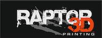 logo-RAPTOR 3D